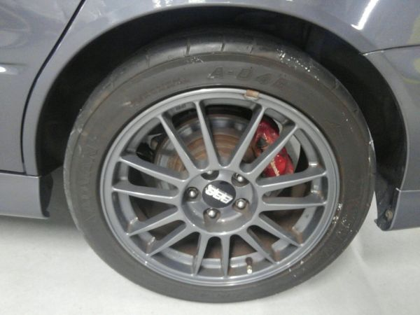 2004 Mitsubishi Lancer EVO 8 MR wheel 1