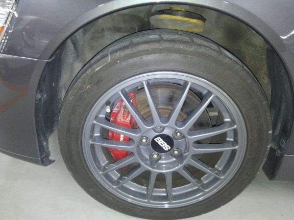 2004 Mitsubishi Lancer EVO 8 MR wheel 2