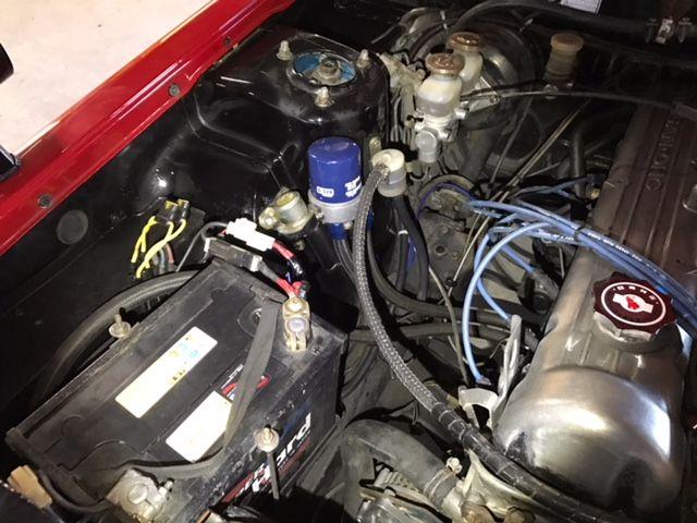 1976 Nissan Skyline GT-X 23