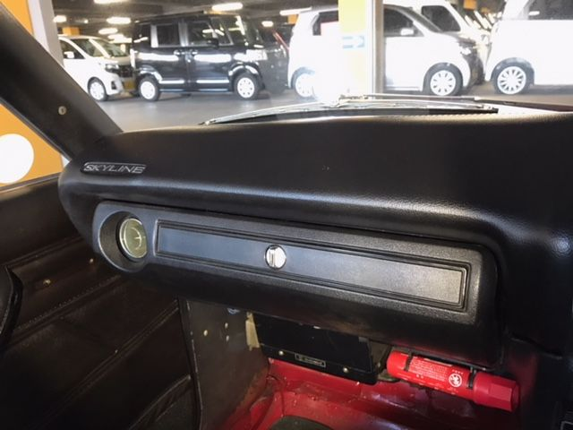 1976 Nissan Skyline GT-X dash