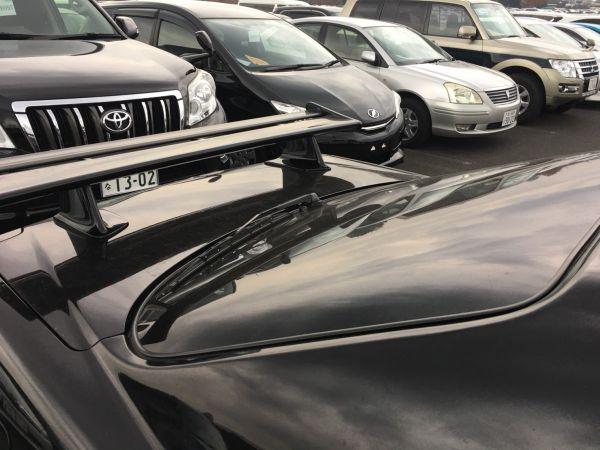 1999 Nissan Skyline R34 GT-R VSpec black spoiler