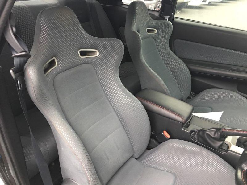 1999 Nissan Skyline R34 GT-R VSpec front seats