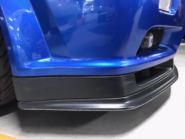 1999 Nissan Skyline R34 GT-R VSpec right front bumper