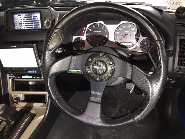 1999 Nissan Skyline R34 GT-R VSpec steering wheel