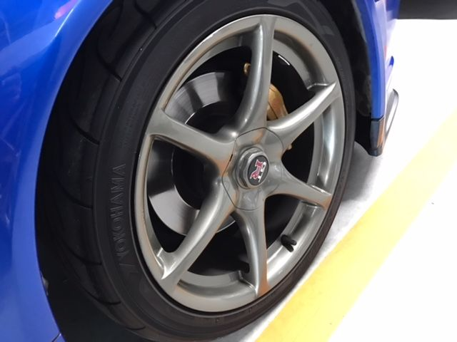 1999 Nissan Skyline R34 GT-R VSpec wheel 1