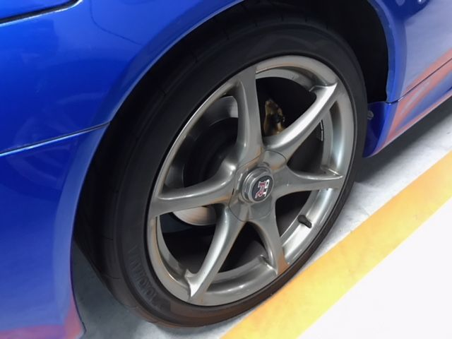 1999 Nissan Skyline R34 GT-R VSpec wheel 2