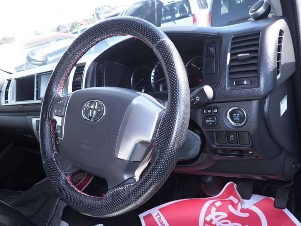 2014 Toyota Hiace GL 4WD TRH219 interior