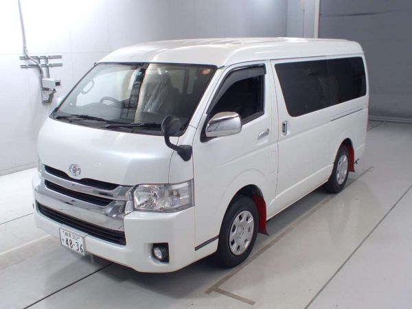 2014 Toyota Hiace GL 4WD TRH219 left front