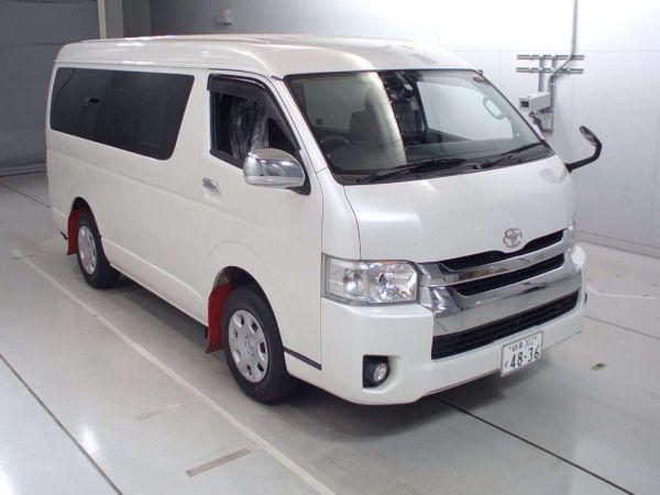 2014 Toyota Hiace GL 4WD TRH219 right front