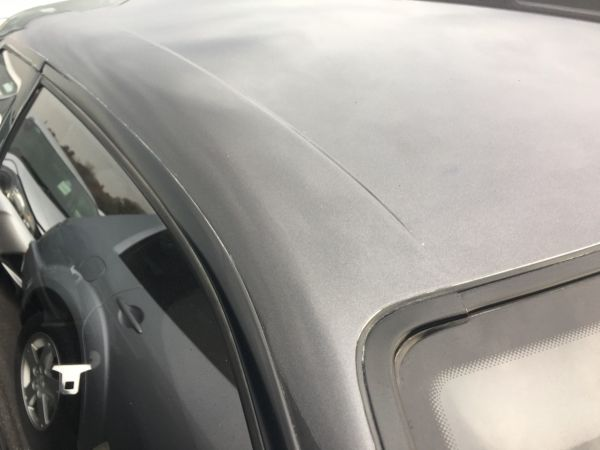 1990 Nissan Skyline R32 GT-R front roof