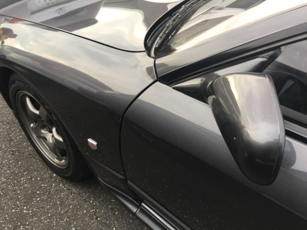 1990 Nissan Skyline R32 GT-R left mirror