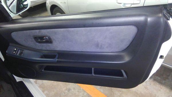 1995 Nissan Skyline R33 GTR VSpec driver door card