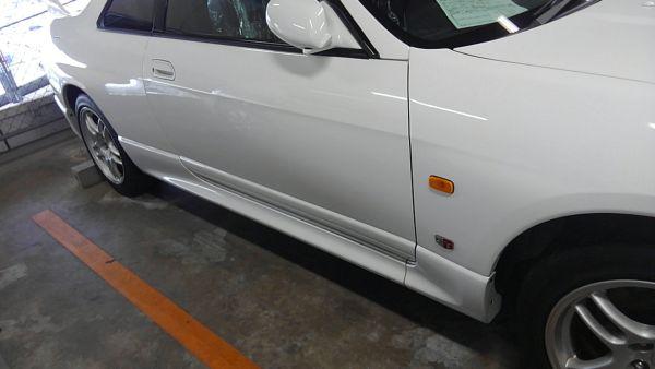 1995 Nissan Skyline R33 GTR VSpec drivers door