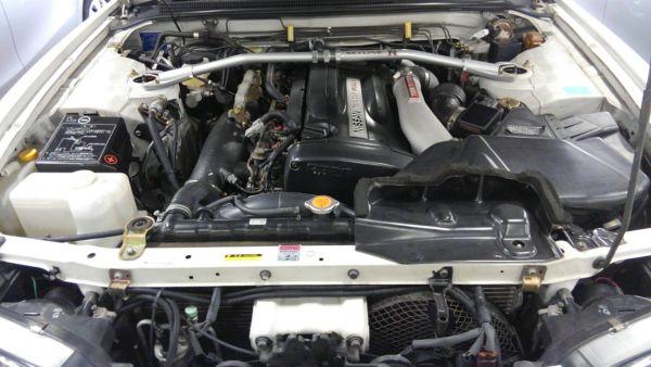 1995 Nissan Skyline R33 GTR VSpec engine 2