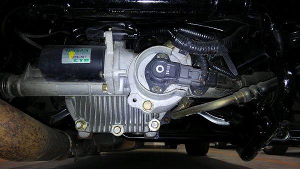 1995 Nissan Skyline R33 GTR VSpec underbody 4