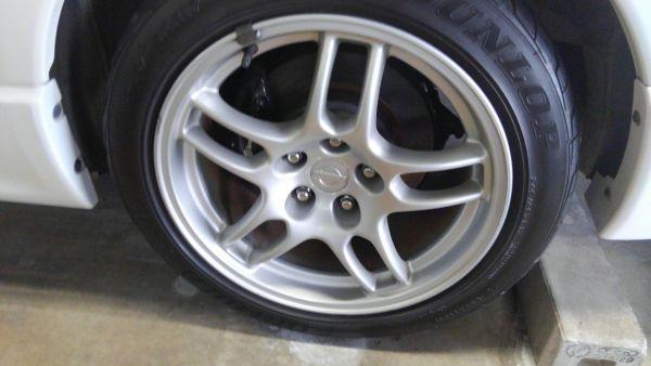 1995 Nissan Skyline R33 GTR VSpec wheel 1