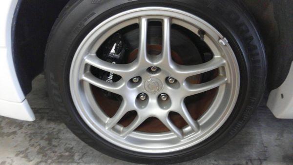 1995 Nissan Skyline R33 GTR VSpec wheel 2