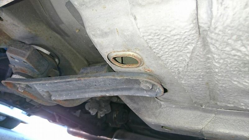 1994 Nissan Skyline R32 GT-R Series 3 underbody