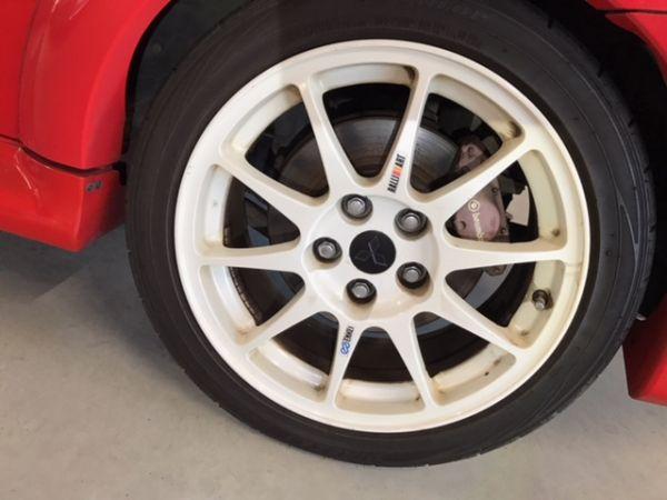 2000 Mitsubishi Lancer EVO 6 TME wheel 1