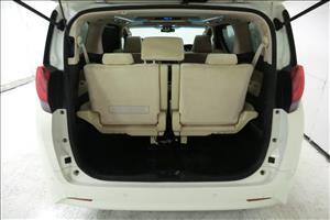 2015 Toyota Alphard Hybrid G Package 4WD 2.5L rear