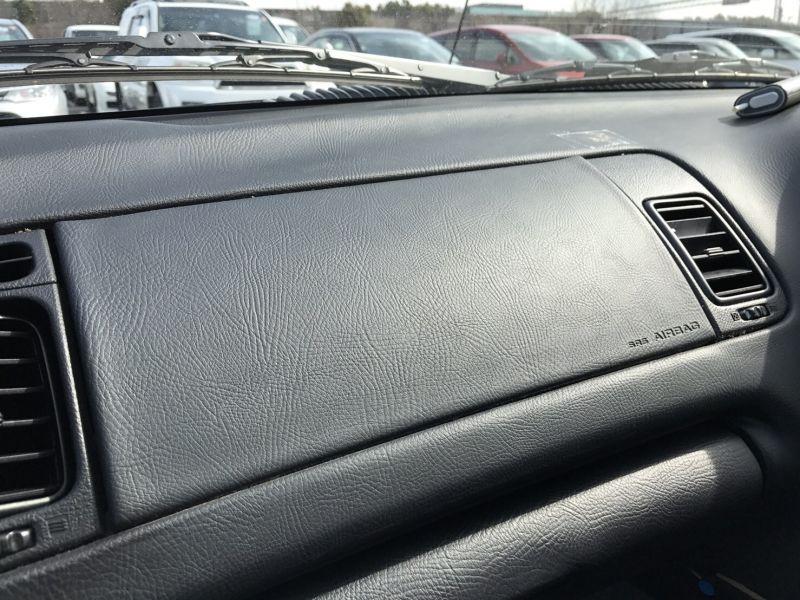 1993 Toyota Supra GZ AEROTOP Twin Turbo dash SRS airbag
