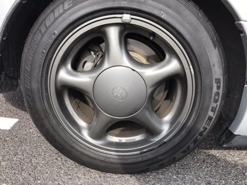 1993 Toyota Supra GZ AEROTOP Twin Turbo wheel