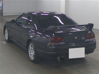 1996 NISSAN SKYLINE R33 GTR VSPEC 2