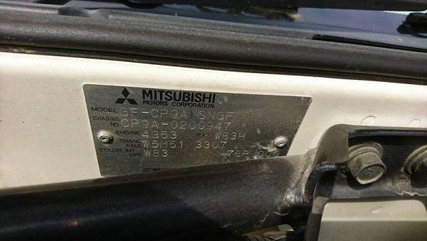 2000 Mitsubishi Lancer EVO 6.5 Tommi Mäkinen Edition build plate