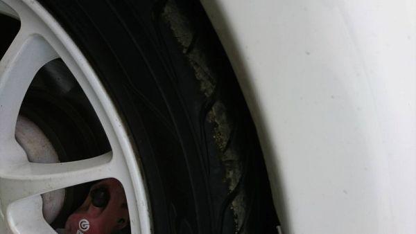 2000 Mitsubishi Lancer EVO 6.5 Tommi Mäkinen Edition wheel 2