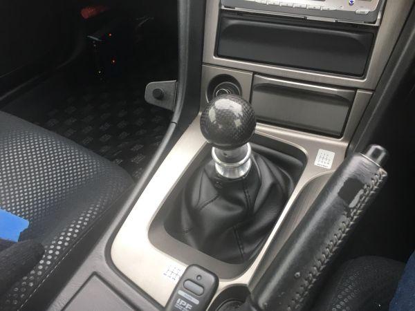 2002 Nissan Skyline R34 GT-R VSpec 2 shift knob