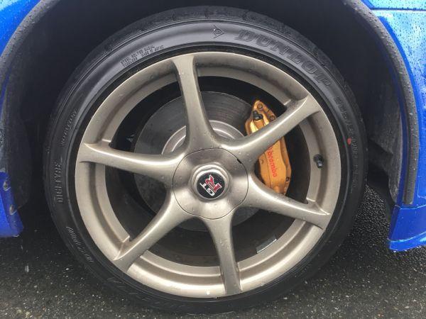 2002 Nissan Skyline R34 GT-R VSpec 2 wheel