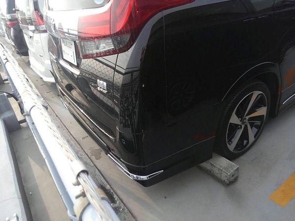 2015 Toyota Alphard HYBRID Executive Lounge 4WD 2.5L left rear