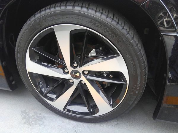 2015 Toyota Alphard HYBRID Executive Lounge 4WD 2.5L wheel