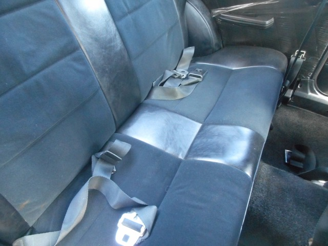 1976 Mazda RX 3 Savanna rear seat