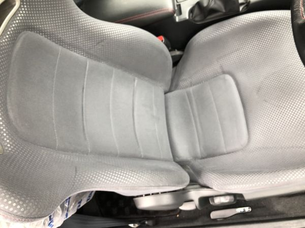 1999 Nissan Skyline R34 GTR VSpec Bayside Blue driver seat