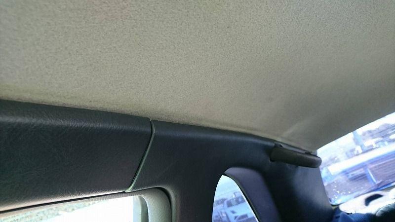 2001 Nissan Skyline R34 GT-R VSpec 2 roof lining
