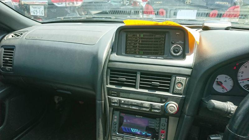 1999 Nissan Skyline R34 GTR VSpec MP2 TV