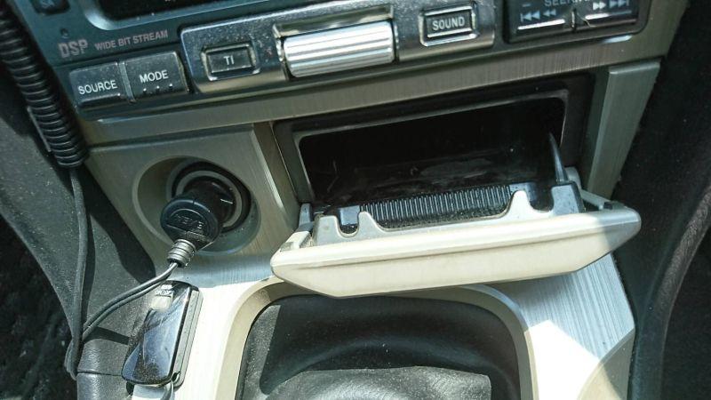 1999 Nissan Skyline R34 GTR VSpec MP2 ash tray