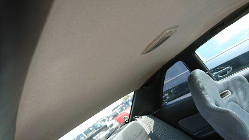 1999 Nissan Skyline R34 GTR VSpec MP2 roof lining