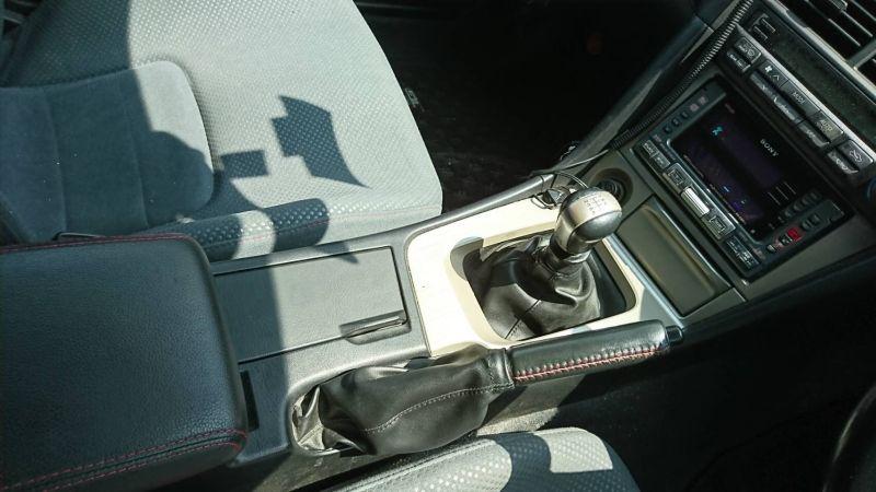 1999 Nissan Skyline R34 GTR VSpec MP2 shift knob