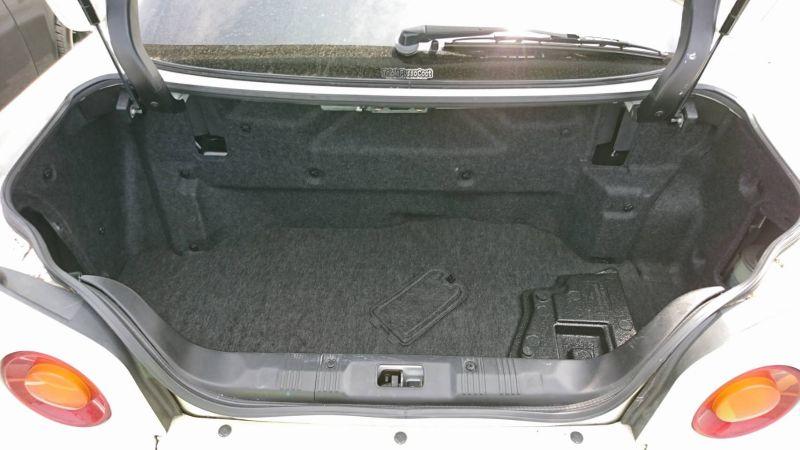 2002 Nissan Skyline R34 GTR MSpec boot