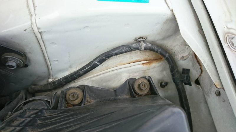 2002 Nissan Skyline R34 GTR MSpec rust
