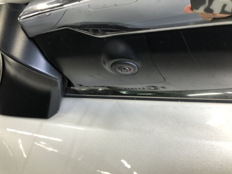 2017 Toyota Alphard Hybrid Executive Lounge camera