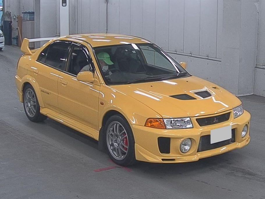 EVO 5 yellow