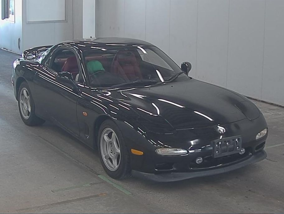 1993 Mazda FD3S RX-7 auction