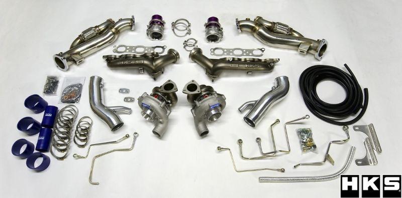 2008 R35 GTR HKS GT600 Racing Package