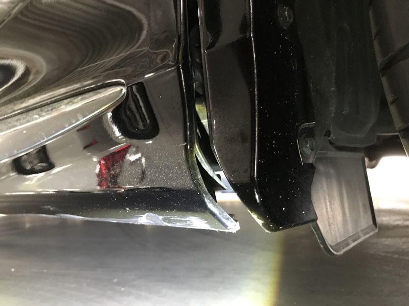 2015 Toyota Alphard Hybrid Executive Lounge underbody 3