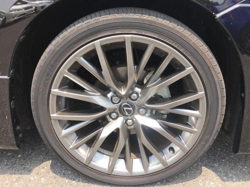 2015 Toyota Vellfire Hybrid Executive Lounge Lexus RX 20 wheel