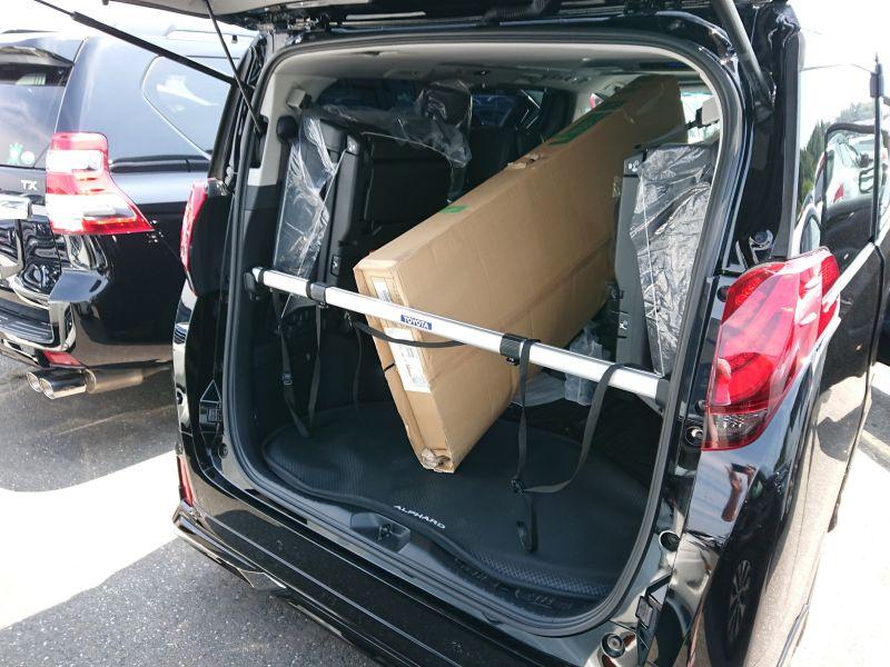 2017 Toyota Alphard Hybrid SR C Package parts