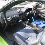 Nissan Silvia modified interior
